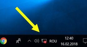 Rozlišení chyb na síťové kartě Offline - nejsou k dispozici žádná připojení