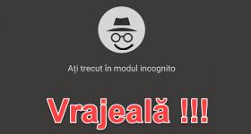 Cara Selamat atau Anonymous adalah Mod Inkognito