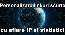 Shorter links for SPIONI AMATORI with statistics and IP addresses