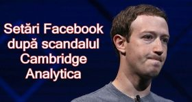 कैम्ब्रिज एनालिटिका स्कैंडल से संबंधित अनुशंसित फेसबुक सेटिंग