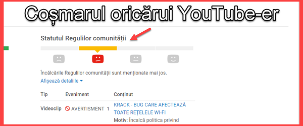 Co můžete vylézt na youtube, abyste nezůstali bez kanálu