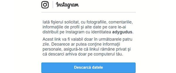 Bagaimana anda boleh memuat turun foto dan video anda dari Instagram?