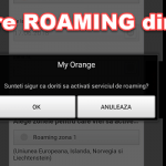 如何激活Orange Vodafone和Telekom的国外漫游和数据