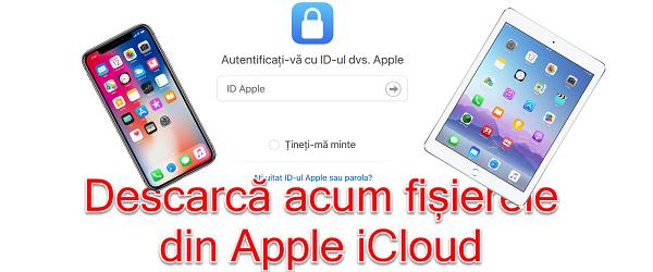 Bagaimana untuk memuat turun gambar, video dan data lain dari Apple iCloud