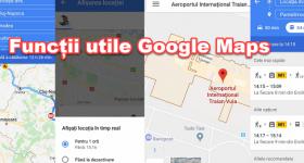 Google Zemljevidi dobro počutijo pred počitnicami