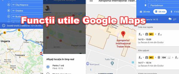 Google Maps thực hiện các thủ thuật để biết trước kỳ nghỉ