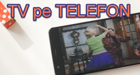 Hvordan vi ser de rumænske tv-stationer på telefonen fra udlandet