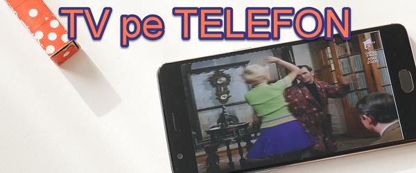 Kā mēs redzam Rumānijas televīzijas stacijas pa tālruni no ārzemēm