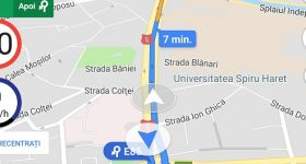 Phone Speed ​​Limiter for Google Maps - anti-fines -