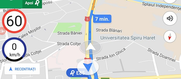 Phone Speed ​​Limiter for Google Maps