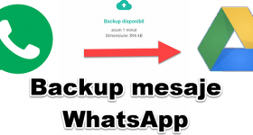 How to back up WhatsApp online to change or reset your phone