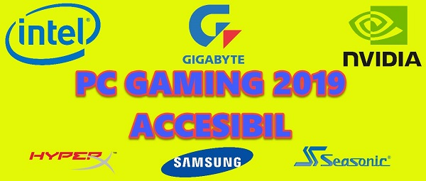 Calculator de gaming accesibil 2019