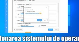 Mutare Windows pe un SSD nou sau clonarea sistemului de operare