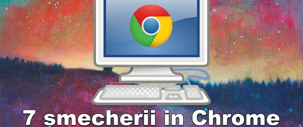7 ting i Google Chrome