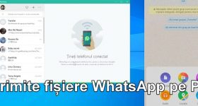 Muat turun fail WhatsApp ke PC anda
