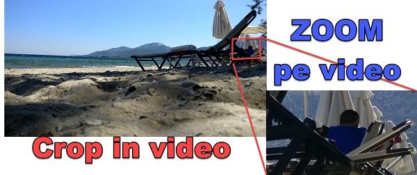 Hogyan növelhető egy terület a videóban