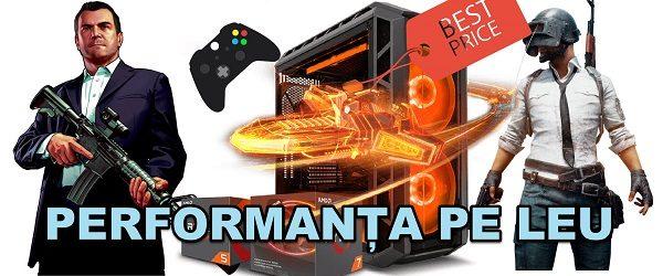 Snažna konfiguracija PC Gaming na AMD-u