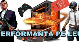 Configurație PC Gaming performant pe AMD