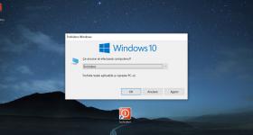 Uygulamalar da dahil olmak üzere bilgisayarınızı hızla kapatın
