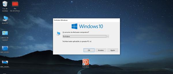 כבה במהירות את המחשב שלך כולל יישומים