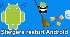 Почистване на ненужни отпадъци от андроид
