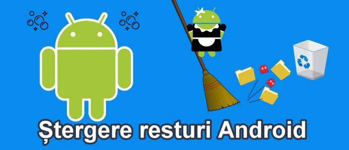 Čišćenje nepotrebnih nečistoća s androida