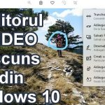 Slēpts video redaktors operētājsistēmā Windows 10 - kur to atrast un kā izmantot?