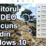 Windows 10中的隐藏视频编辑器-在哪里可以找到它以及如何使用它?