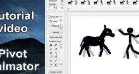 Animation tutorial with Pivot Animator