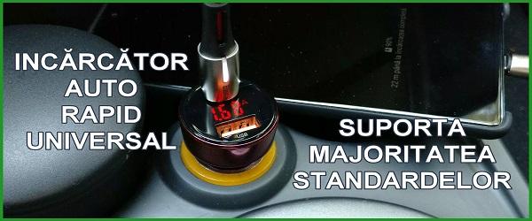 Универсално зарядно за бързо зареждане на всички стандарти за бързо зареждане