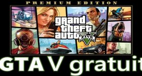 Grand Theft Auto V kostenloser Download