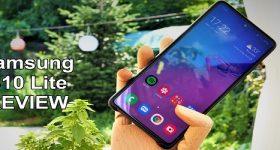 Samsung Galaxy S10 Lite recension