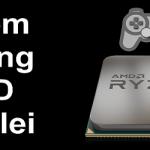 2800 레이의 AMD PC 게임-이상적인 가격 대비 성능 비율
