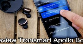 Review Tronsmart Apollo Bold TWS + koptelefoon