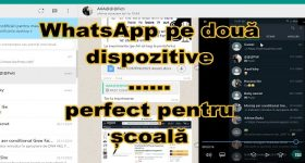 Utilizzo dell'account WhatsApp contemporaneamente su due dispositivi