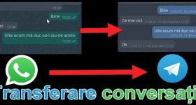 Mover conversas do WhatsApp para o Telegram