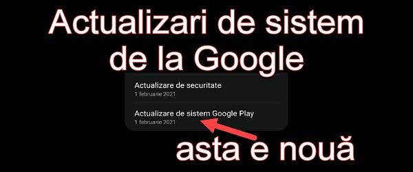 Κάντε το Google Play System Update