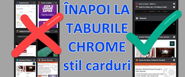 https://videotutorial.ro/video/Reactivare taburi vechi pe Chrome Android.mp4