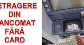 Withdraw money from ATM without card