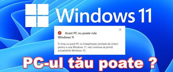 Ta reda på om du kan installera Windows 11