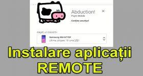 Nainstalujte aplikace pro Android na dálku