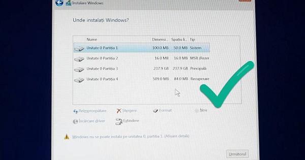 Namestite prenosni računalnik Windows Intel Tiger Lake 11