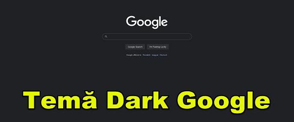 """""""Google"""" paieškoje įgalinkite tamsiąją temą"""