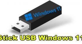 使用 Windows 11 创建 U 盘